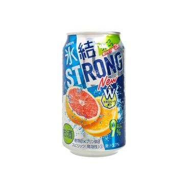 麒麟 - 冰結STRONG-西柚 - 350ML