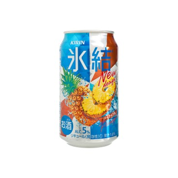 麒麟 - 冰結果汁汽酒-菠蘿 - 350ML