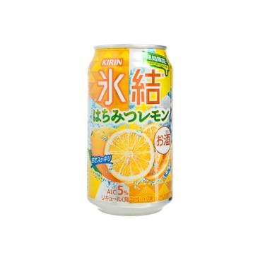 麒麟 - 冰結果汁汽酒-蜂蜜檸檬 (限定) - 350ML