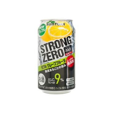 SUNTORY - Strong Zero w Grapefruit - 350ML