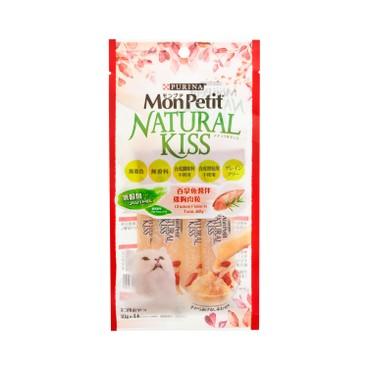 MON PETIT - NATURAL KISS - 吞拿魚醬伴雞胸肉粒 - 40G