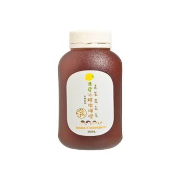 媽媽工房 - 即飲陳皮冰糖燉檸檬 - 350ML
