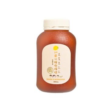 媽媽工房 - 即飲川貝冰糖燉檸檬 - 350ML