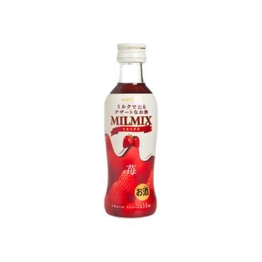三得利 牛奶酒-國產士多啤梨 200ML