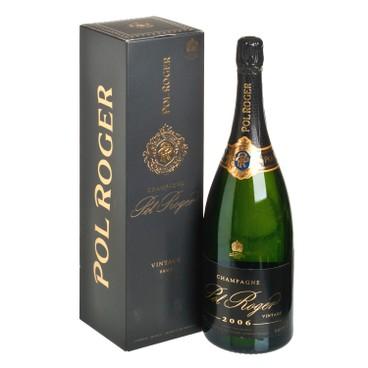 POL ROGER - 禮盒-特級香檳-BRUT VINTAGE - 1.5L