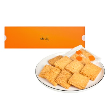 富蛋 - 鹹鴨蛋手工餅 - 12'S