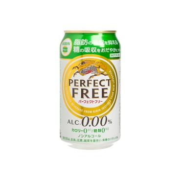 KIRIN - Perfect Free Berr - 350ML