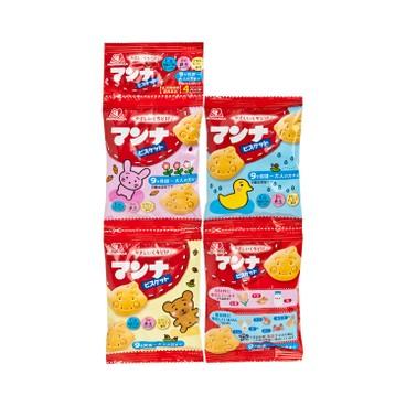 MORINAGA 森永 - 餅仔 (條裝) - 52G