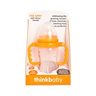 THINKBABY - The Sippy Cup orange - 255G