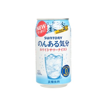 SUNTORY - Cocktail yogurt Alcohol free Calories free - 350ML