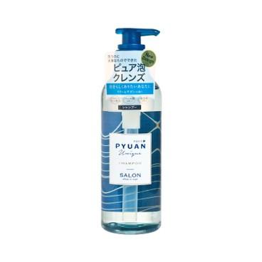 花王 - MERIT PYUAN 純漾頭皮養護系列洗髮乳-百合 - 425ML