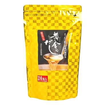 北前船之川本 - Golden Catfish Soup teabag Design - 24'S