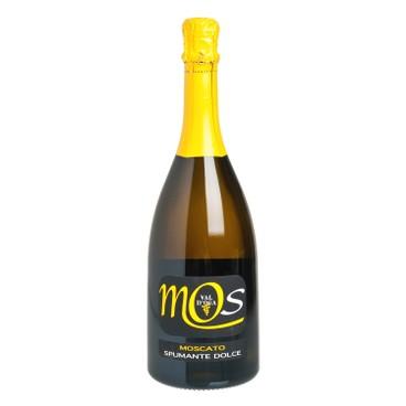 維多卡酒莊 - 汽泡酒-清甜-莫斯卡托 - 750ML