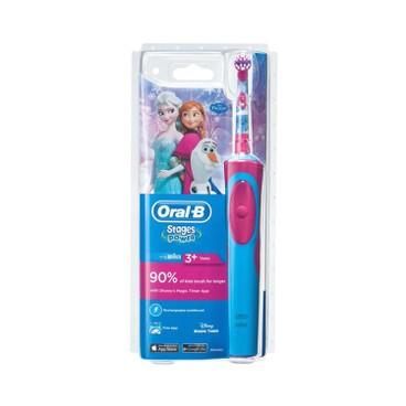 ORAL-B - D12K 兒童充電電動牙刷-魔雪奇緣 - PC