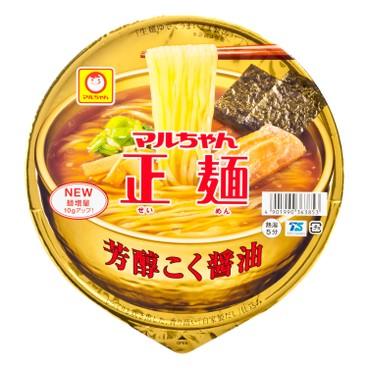 東洋水產 - 正麵碗麵-芳醇醬油 - 119G