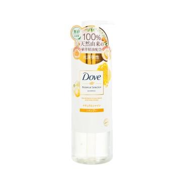 DOVE - Japan Botanical Selection Natural Shine Shampoo - 500G