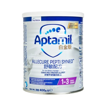APTAMIL - Allecure Pepti Syneo 1 3 Year Old - 400G