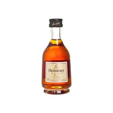 HENNESSY - V.S.O.P PRIVILÈGE COGNAC MINIATURES - 5CL