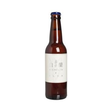 麥子啤酒 - 啤酒-麥子X香港蒸餾所-白蘭 - 330ML