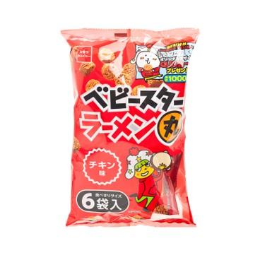 童星 - 丸子麵-雞汁味 - 138G
