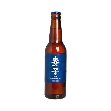 麥子啤酒 - 啤酒-經典淡愛爾 - 330ML