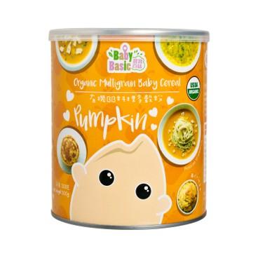 BABY BASIC - Organic Multigrain Baby Cereal Pumpkin - 300G