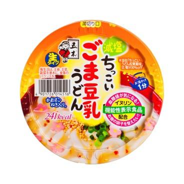 五木食品 - 碗麵-芝麻豆乳 - 122G