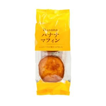 MARUKIN 丸金 - 鬆餅-香蕉 - 2'S