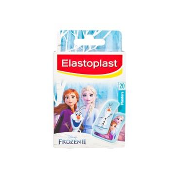 ELASTOPLAST - Elastoplast Frozen Plasters - 20'S