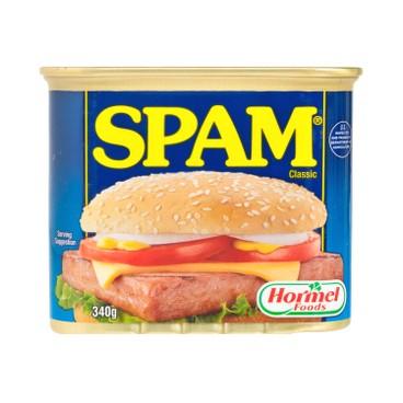 SPAM - 經典原味午餐肉 - 340G