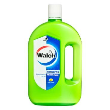 威露士 - 消毒藥水-檸檬味 - 1L