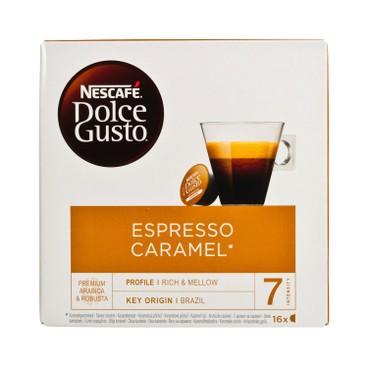 NESCAFE DOLCE GUSTO - Espresso Caramel - 16'S