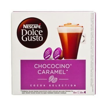 NESCAFE DOLCE GUSTO - Chococino Caramel - 8'S