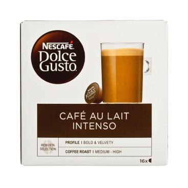 NESCAFE DOLCE GUSTO - Cafe Au Lait Intenso - 16'S