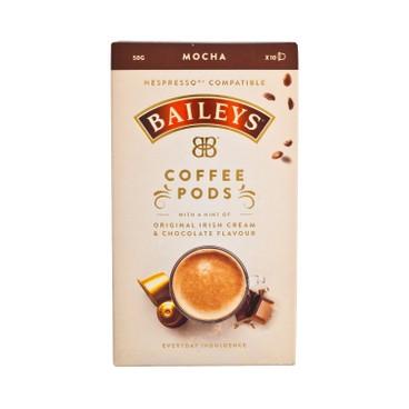 BAILEY'S - Mocha Flavord Coffee - 10'S