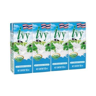 IVY - Drinking Yoghurt natural - 180MLX4
