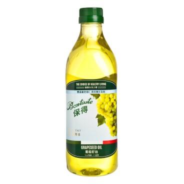 保得 葡萄籽油 1L