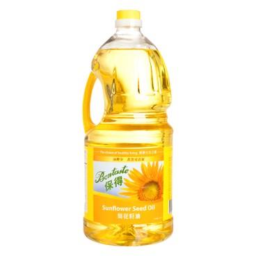 保得 葵花籽油 3L