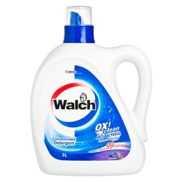 威露士 - 消毒洗衣液-薰衣草味 - 3L