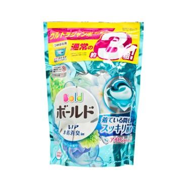 BOLD - 三合一洗衣膠囊-清淨花香 - 52'S