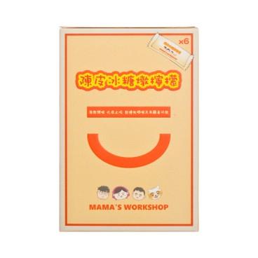 媽媽工房 - 老陳皮冰糖燉檸檬(唧唧裝) - 15GX6