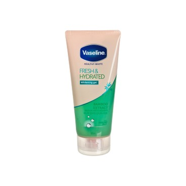 VASELINE - Healthy White Fresh Hydrated Whitening Gel Bamboo Extract - 180ML