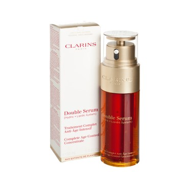 CLARINS(PARALLEL IMPORTED) - Double Serum Age Control Concentrate - 50ML