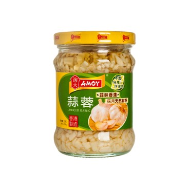 AMOY - Minced Garlic - 220G