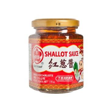 BULL HEAD - Shallot Sauce - 175G