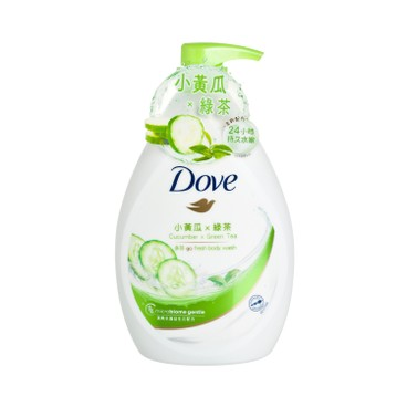DOVE - Aqua Body Wash - 1L