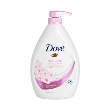 DOVE - Sakura Body Wash - 1L