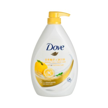 DOVE - Yuzu Body Wash - 1L