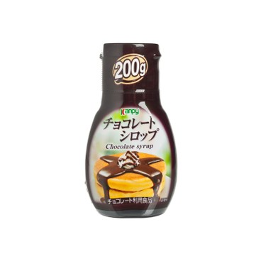KANPY - CHOCOLATE SYRUP - 200G