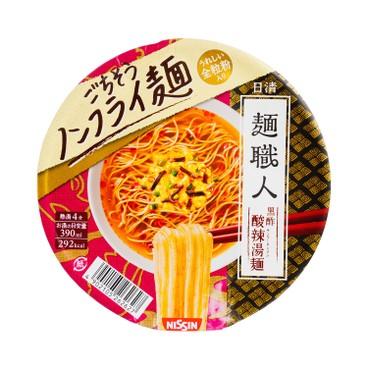 NISSIN - Bowl Noodle menshokunin Vinegar Sour Spicy - 81G